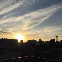 寒いですが穏やかな一日になそうです(^o^)(^o^)