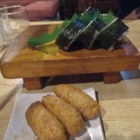6月24日瑞穂公園テニスコートの後は5人でしげ寿司。