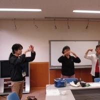 手話講座(^O^)