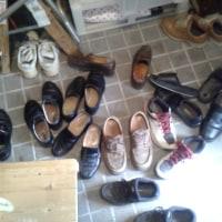 靴」処分に困るもの