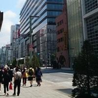 皇居・銀座・上野 290615木