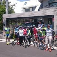 自転車処「風輪(浦安)」への走行会お疲れさまでした!