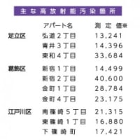 東京は、この惨状だから、関東を含めた東日本は、事実上、終わっている。