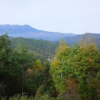 16年10/21~地蔵峠~唐沢の滝~紅葉~①