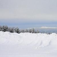 蔵王坊平の冬景色(2017.02.22)