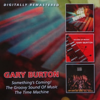 記録更新 DIGITALLY REMASTERED  /  GARY BURTON