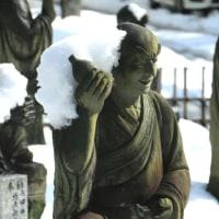 嵯峨野・雪景色Ⅱ
