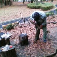 樹林地作業(1222)