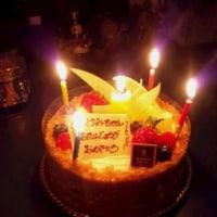 お誕生日です!