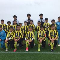 【初日】県ちびっこサッカー選手権大会
