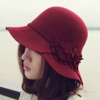 秋冬の帽子は何? やっぱりもこもこで可愛い帽子