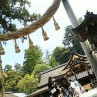 三輪明神の大神神社~大美和の杜展望台