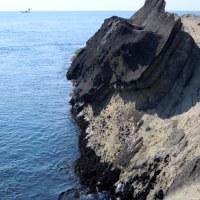 海の岩:21