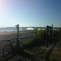 10.15自転車通勤