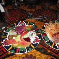 ボマディナー(南アフリカ・野生肉・バイキング)