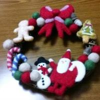 ~クリスマスリース~