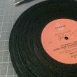大きいきゅうりとレコード