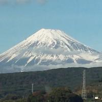 日本の電車と田んぼと富士山の巻