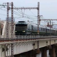 終着大阪駅を目指す 『トワイライトエクスプレス瑞風』 (大阪府)
