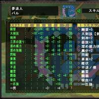 ソロ用大剣装備2個(14スキル)