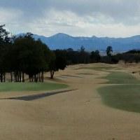 冬のゴルフは辛い!