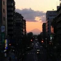 富士見テラス 富士山
