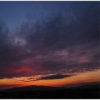 定点からの夕景(Mar1)
