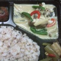 豚バラ角煮のグリーンカレー