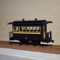 乗工社の客車