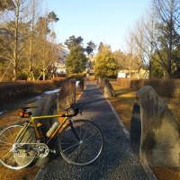 朝バイク ~ ソロで三本木