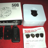 SQ8到着