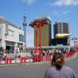 東京スカイツリー(開業)と浅草浅草寺について!