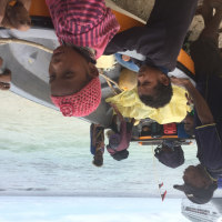 パプアニューギニアの旅7