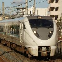 2016年12月6日 阪和線 堺市  289系 くろしお15号
