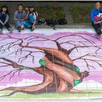芥川鯉のぼりオ-プニング演奏