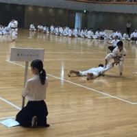 少林寺拳法、埼玉県大会。