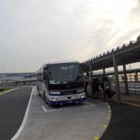 大人の週末☆那覇ステイ その3/17:33成田空港第3ターミナル到着