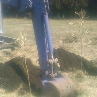 畑ロータリー耕