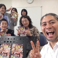 【教室】光が丘 沖縄三線教室 お稽古!(^o^)