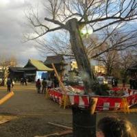 宵えびす-社恵比寿神社で繁盛祈る