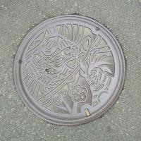 新潟県見附市のマンホール