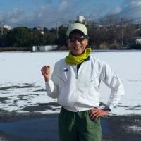 雪の山崎川