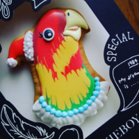 COOKIEBOYのHappy holiday