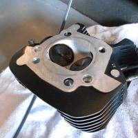03XL883をボアアップ レボリューション1250cc