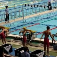 第39回 全国JOCジュニアオリンピックカップ春季水泳競技大会(1日目)