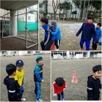 蹴り納め(12月17日)