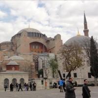 アヤソフィア Ayasofya Muzesi ( St. Sophia)  Istanbul [ Turkey ]