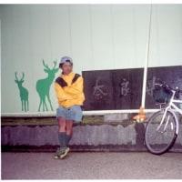 10月23日 奈良(自転車旅行記)
