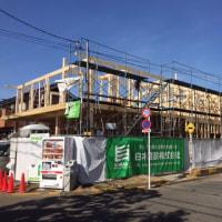 立川市保育園新築工事の現場報告