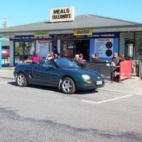 ニュージーランド南島 ハーストのニュージーランド版「道の駅」